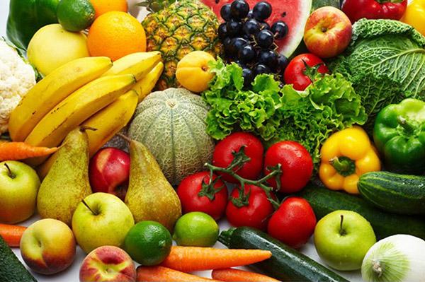 Display Fridge For Fruits & Vegetables