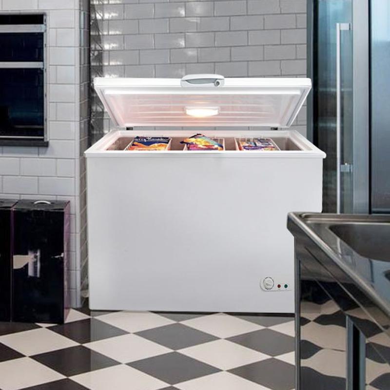 100L Commercial Single Door Storage Chest Freezer